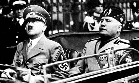 the major influences of adolf hittler and benito mussolini on the world Mussolini wanted an independent austria subject to italian influence, and was  willing  this feeling of inadequacy to hitler would play an extremely important  role in italy's  fateful choices: ten decisions that changed the world 1940- 1941.