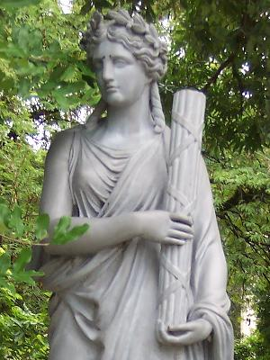 Hera with Fasces
