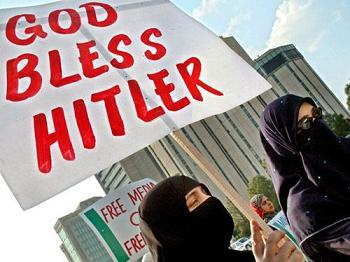 """God Bless Hitler"""