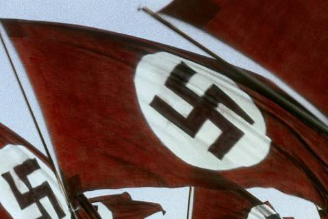 Swastika Flags